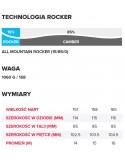 Atomic Redster RS Doubledeck 3.0 GS 183 cm 16/17 + wiązanie X12 VAR - RACE STOCK / MASTERS